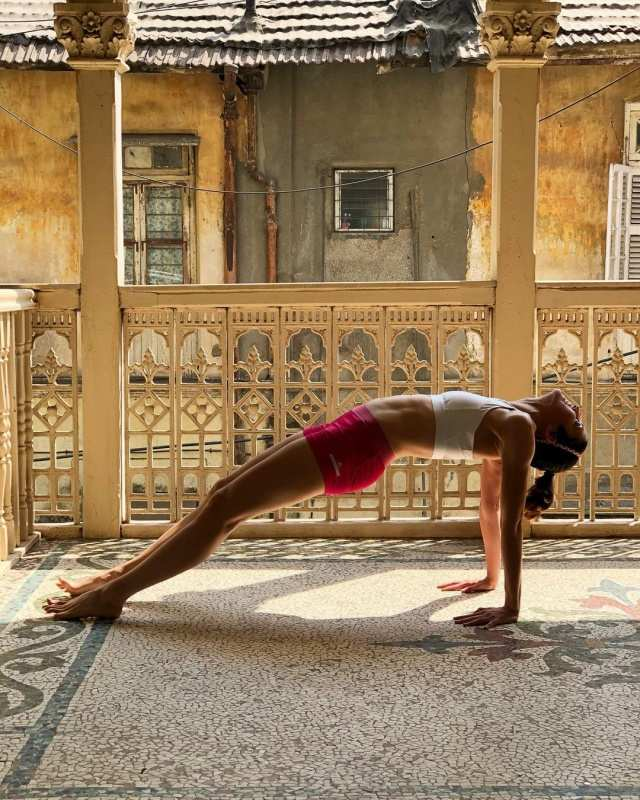 Athlete and model Ayesha Billimoria will give you major fitness goals in these pictures