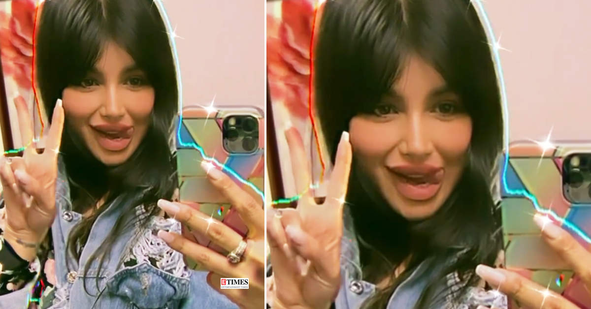 This new selfie of Ayesha Takia goes viral; fans speculate 'failed lip job'