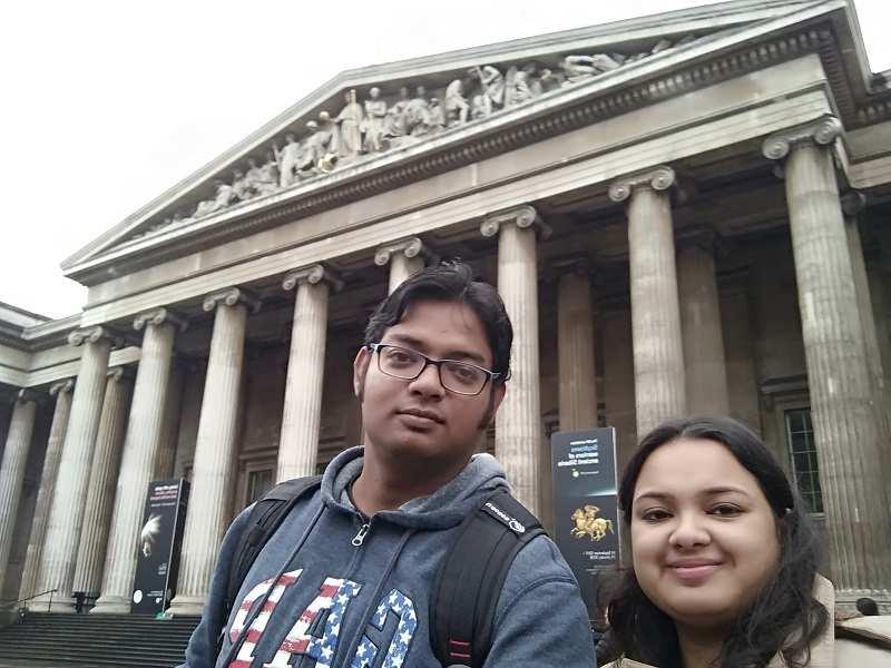 Soumadipta Das and Prerona Guha online