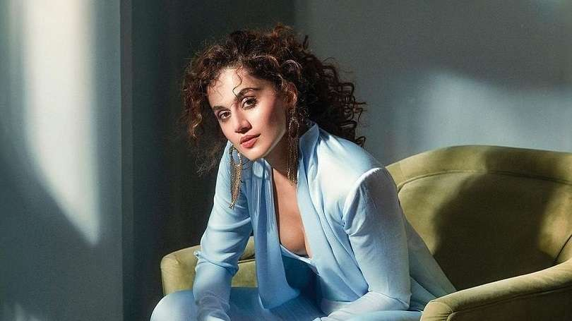 Taapsee Pannu to play a detective in THIS film