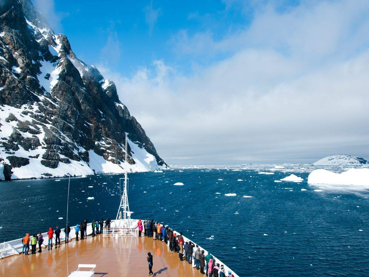 You can now win an 11-day cruise to Antarctica valued at $25000!