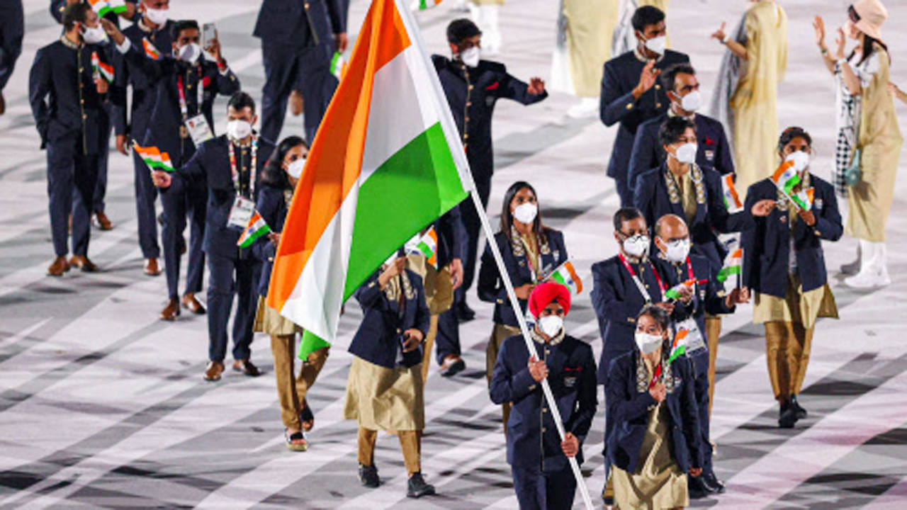 In Pics: Tokyo Olympics opening ceremony  | The Times of India