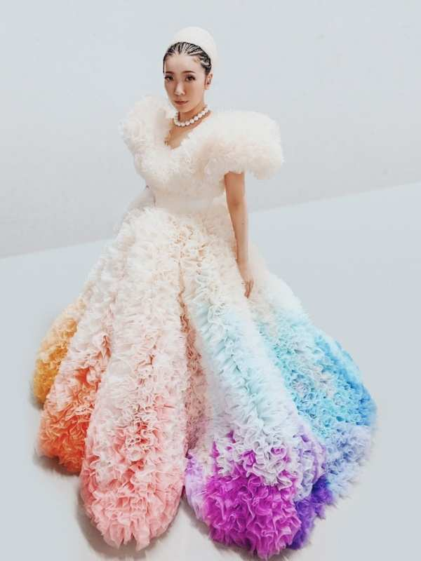 Tokyo Olympics 2020: Misia's 'cotton candy' gown at the opening ceremony leaves internet in a frenzy!