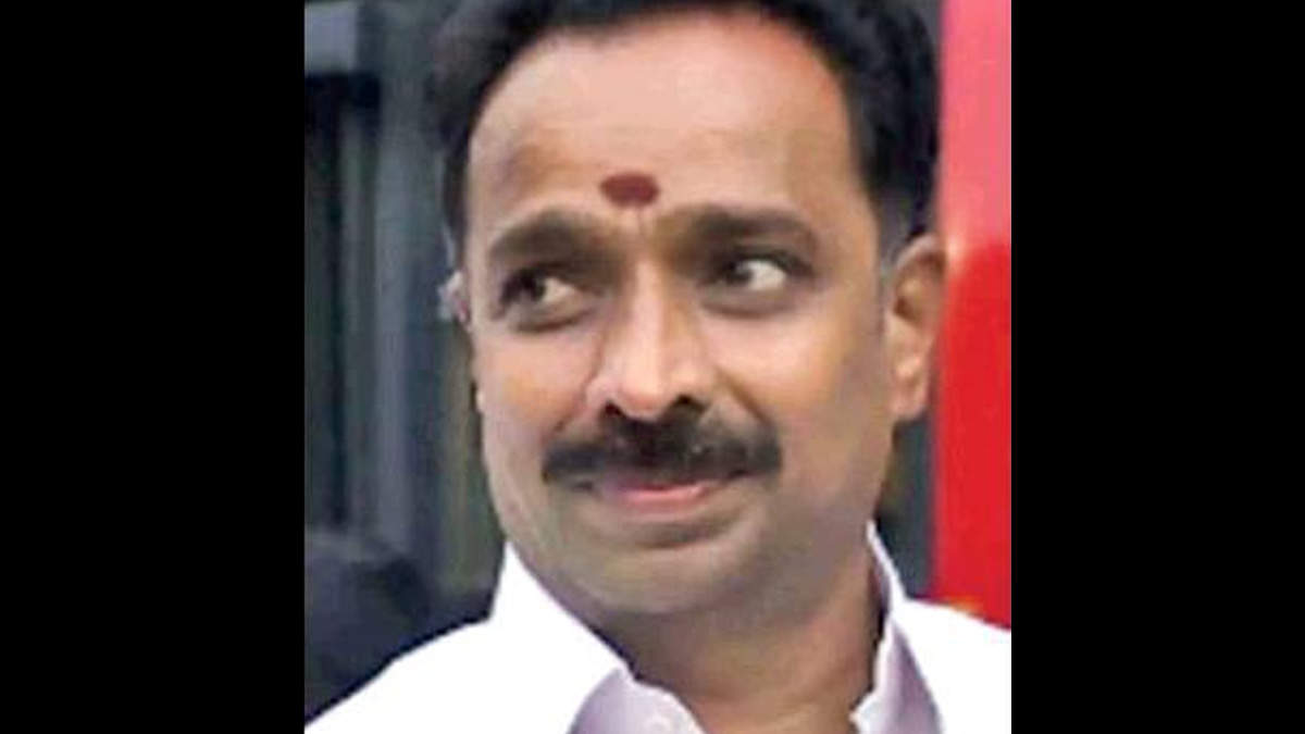 Tamil Nadu: Disproportionate assets case filed against ex-AIADMK minister MR Vijayabaskar