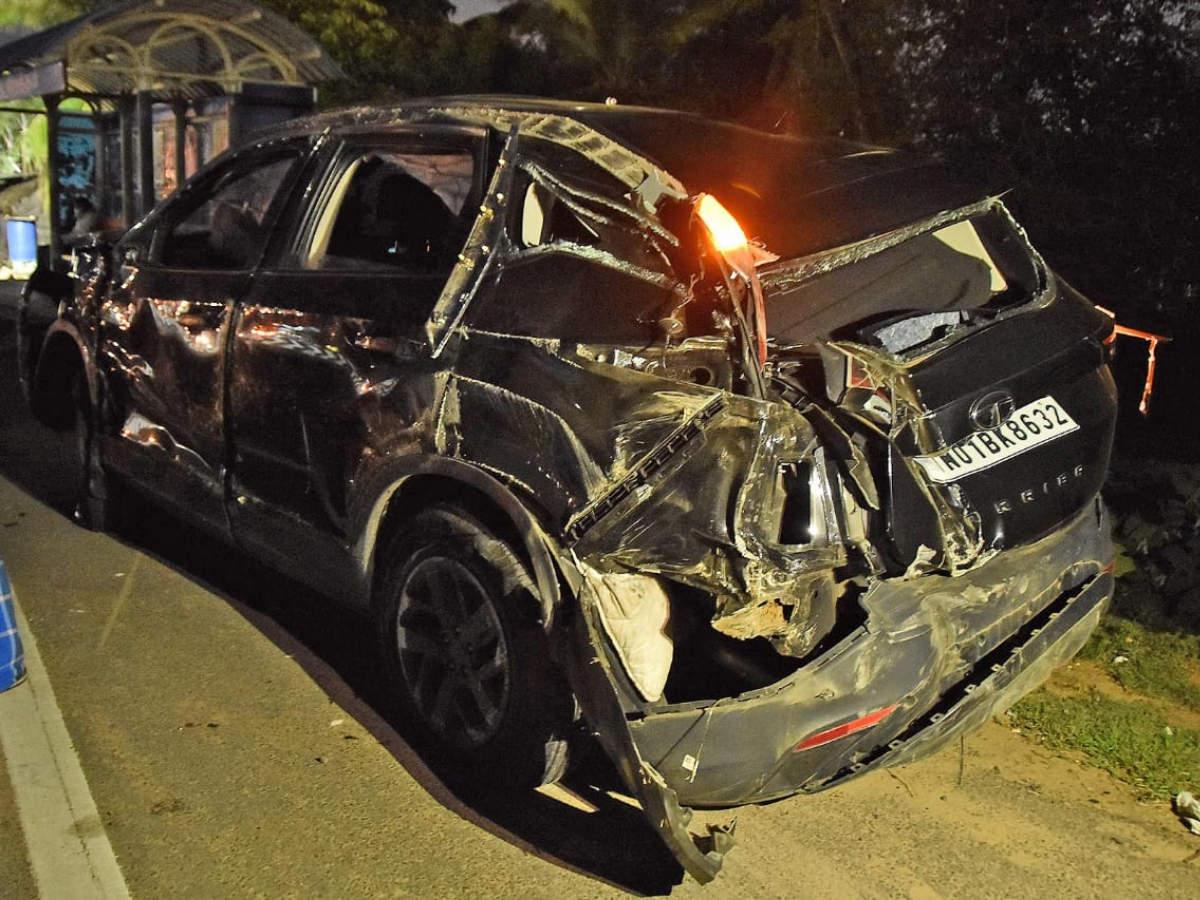 Yashika Car accident