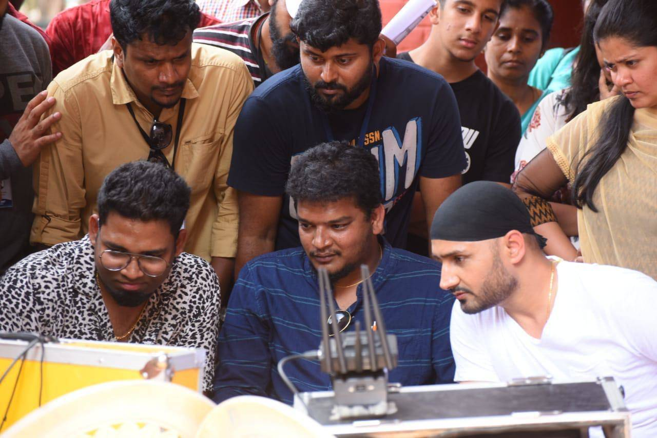 Harbhajan Singh wraps shooting for 'Friendship'