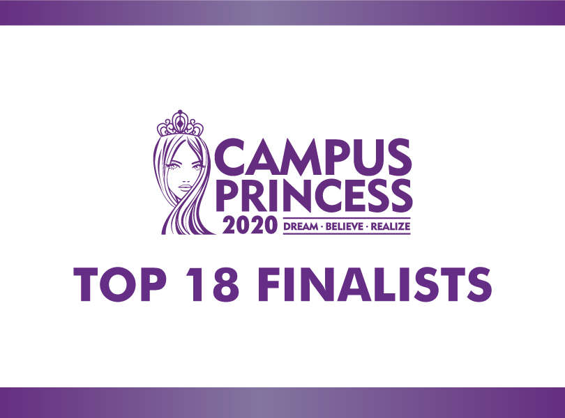 Introducing the finalists of Campus Princess 2020!
