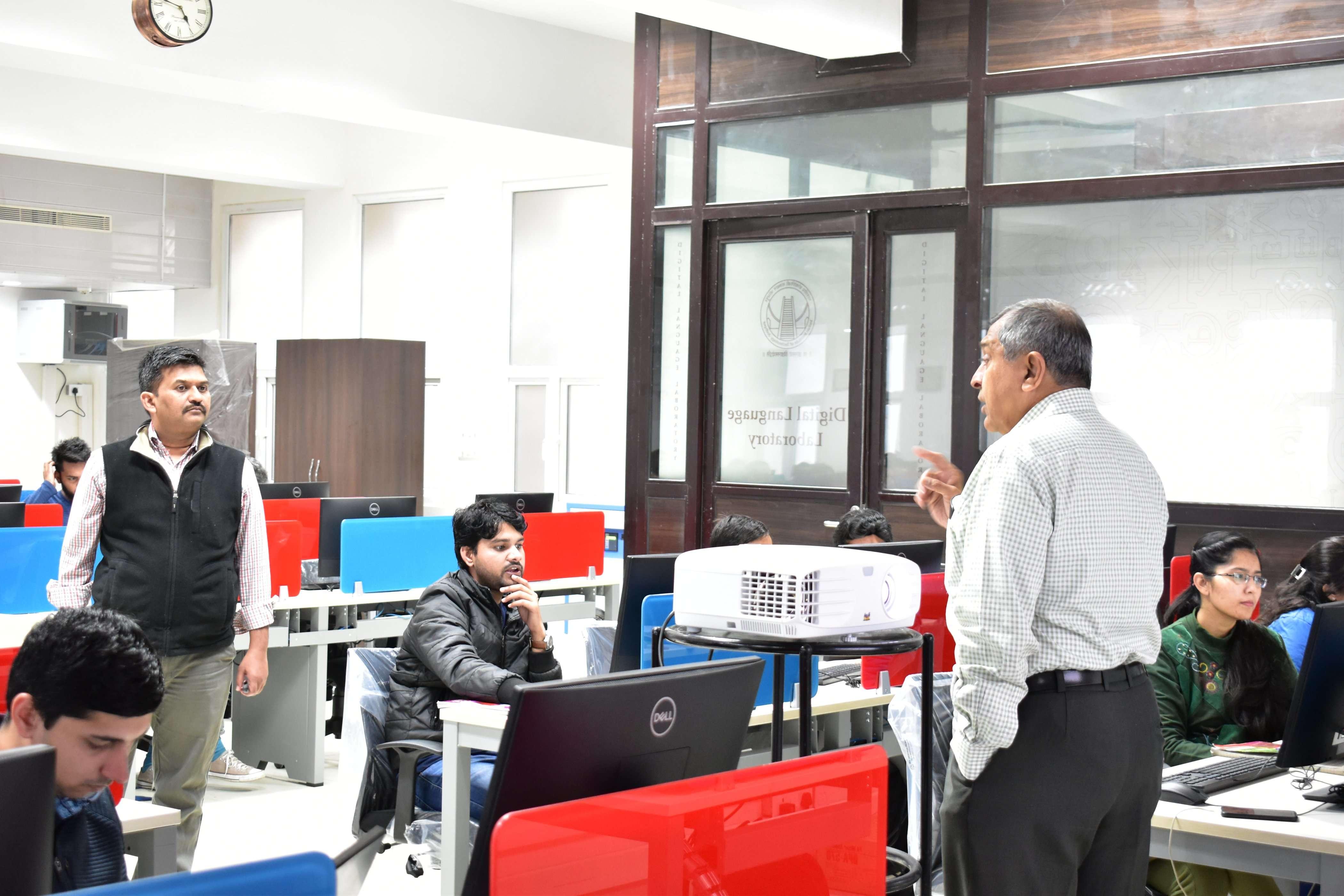 IIT Jodhpur offers eight multidisciplinary BTech courses