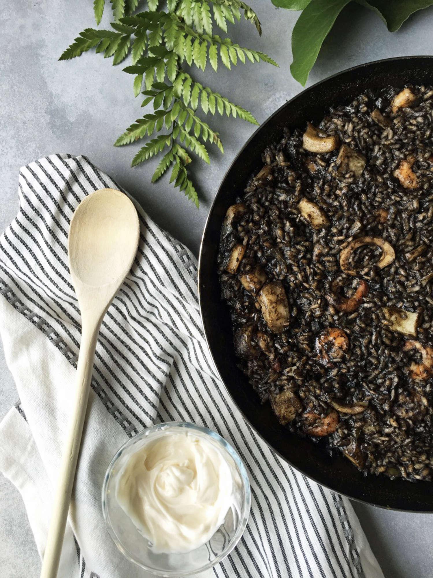 Black rice khichdi iStock-645543266