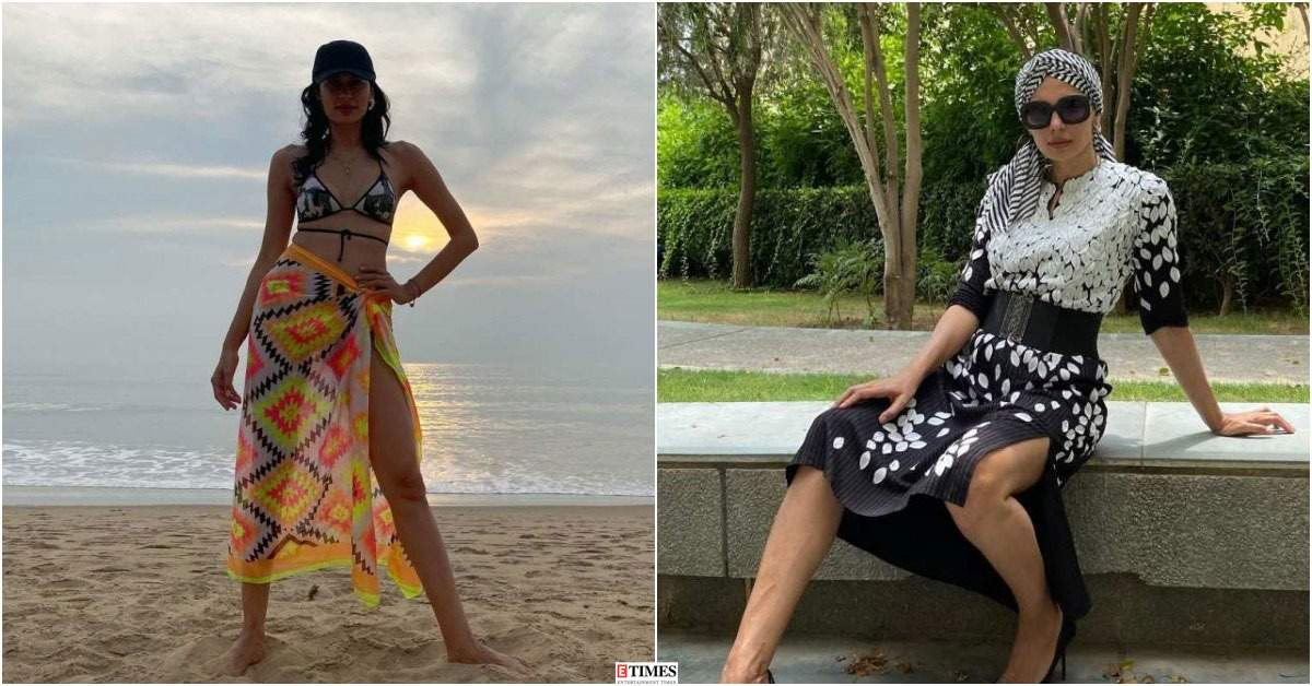 Sonalika Sahay is every designer's muse and these photos accentuate why