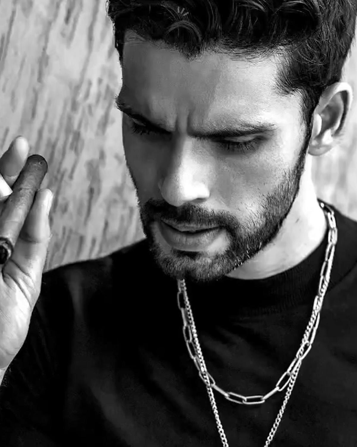 Gaurav Jugal's chiselled jawline only gets better with new photoshoots!