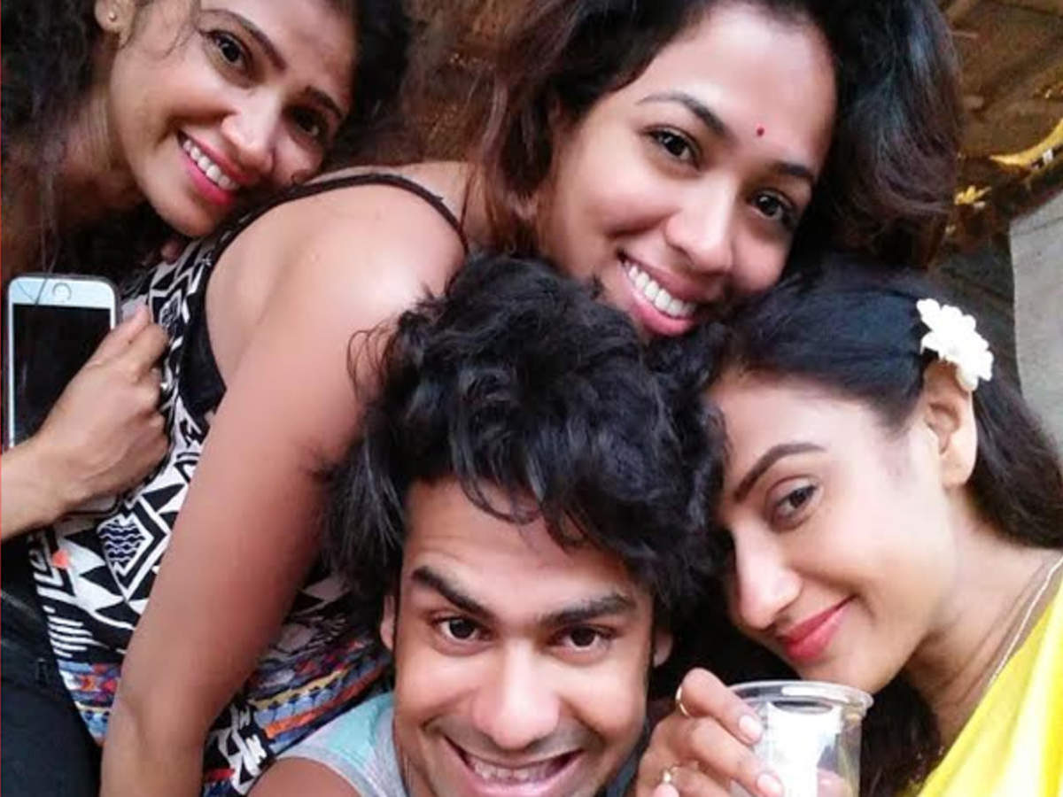friends Vaishnavi