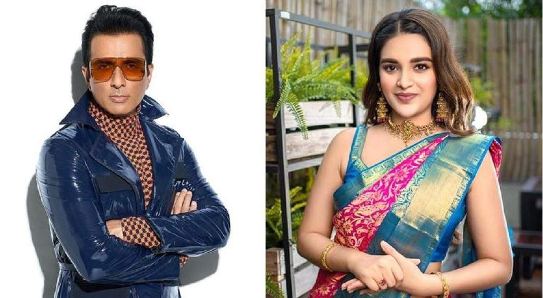 Niddhi Agerwal to feature with Sonu Sood in an upcoming music video