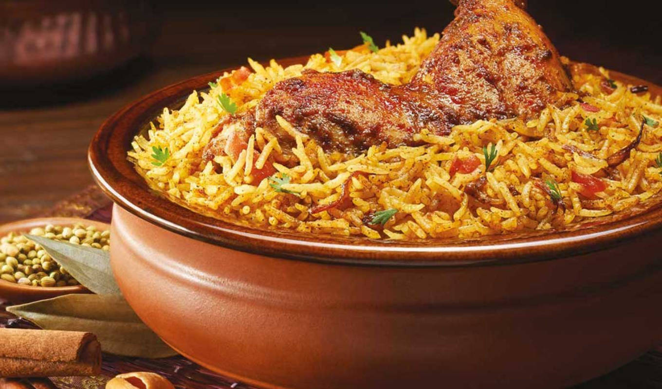 You can't miss these 5 Biryani places in India