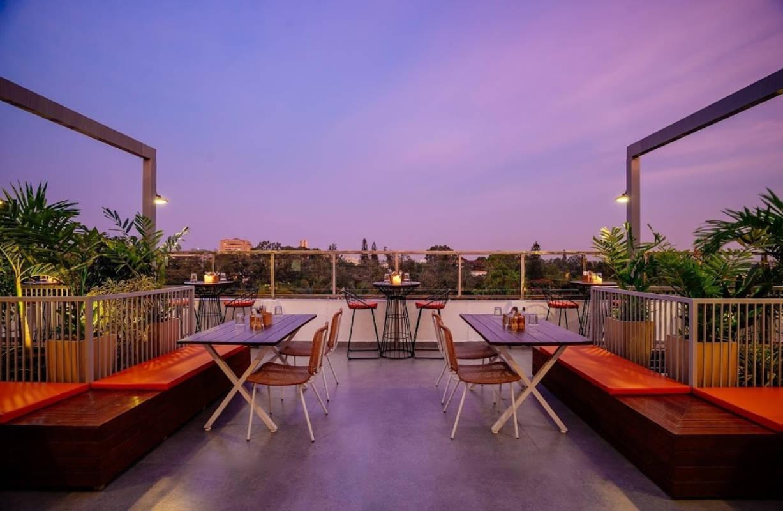 Bangalore's Best Rooftop Restaurants