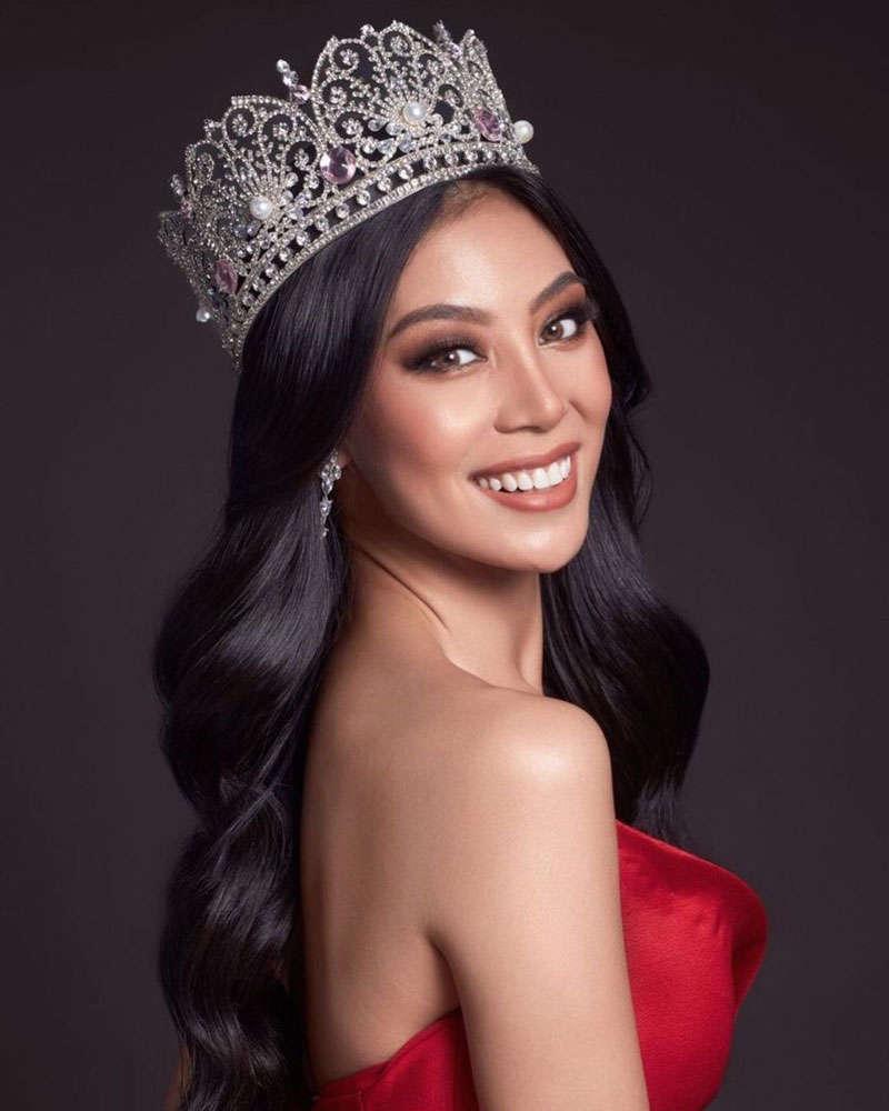Dindi Pajares chosen as Miss Supranational Philippines 2021