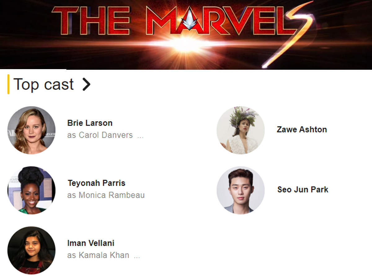 the-marvels-cast