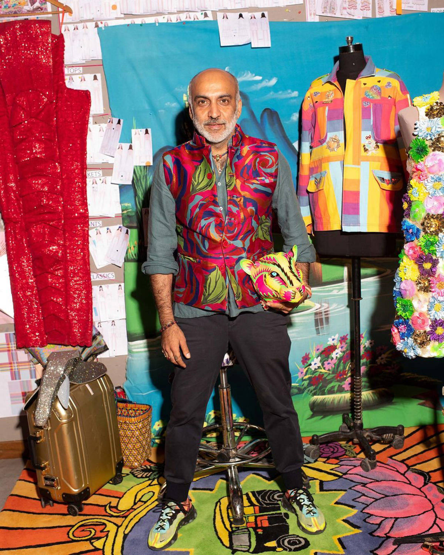 Famous Indian fashion designers