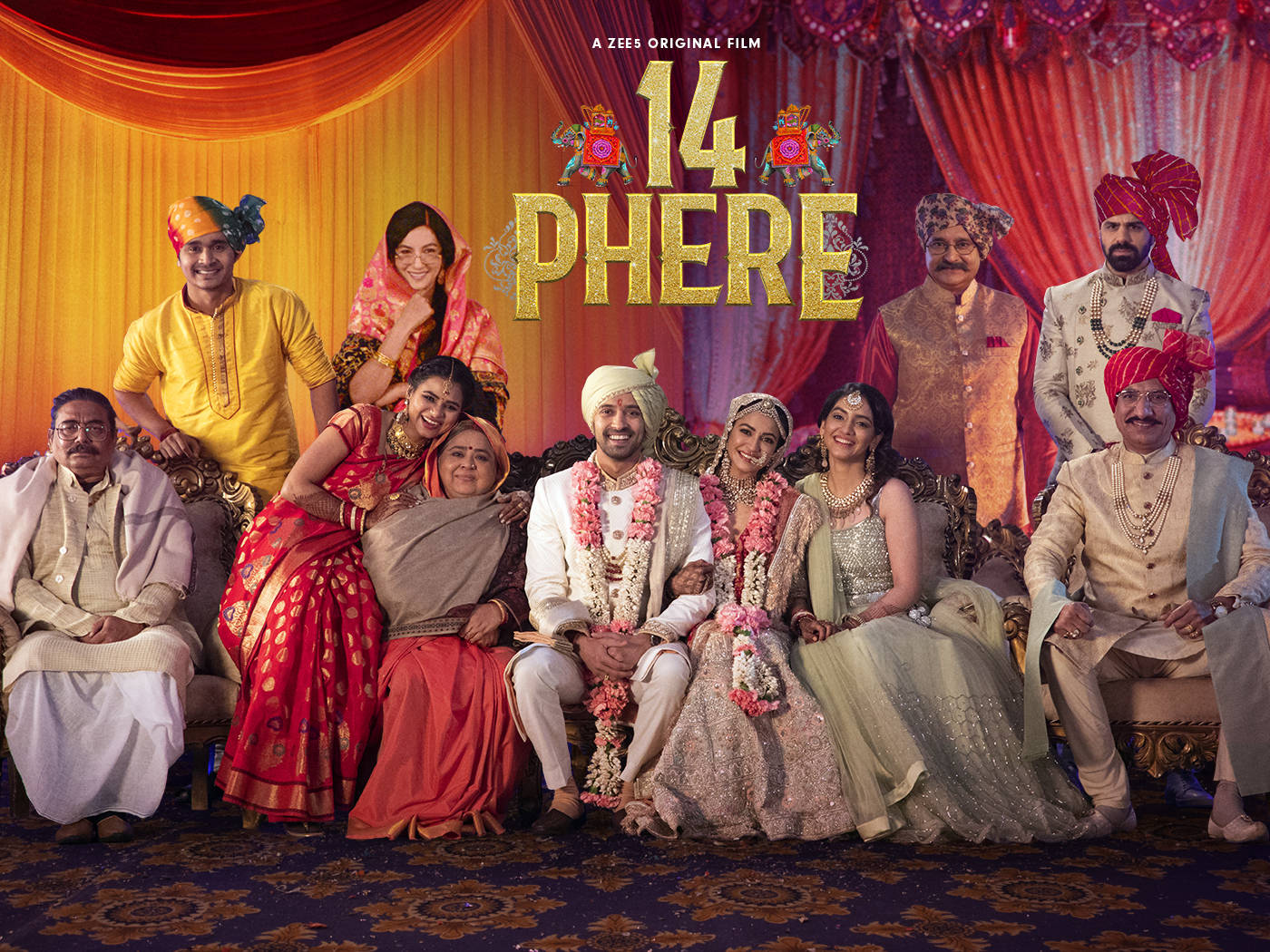 14 Phere on ZEE5: A perfect family entertainer