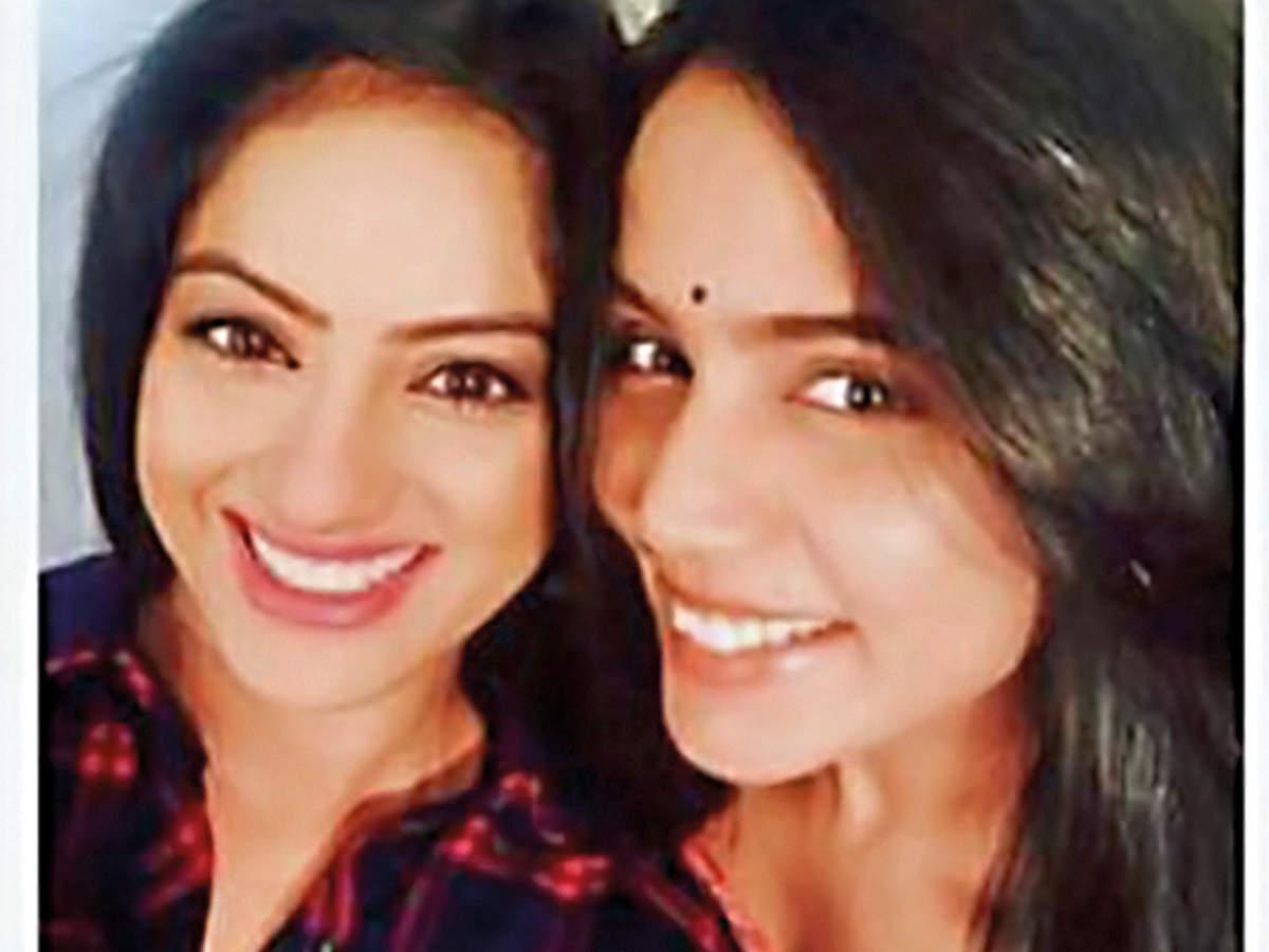 Deepika Singh with Urmila Nimbalkar