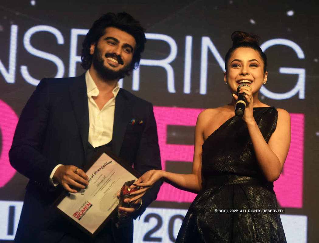 Arjun Kapoor, Bhumi Pednekar, Chunky Panday & other celebs attend ET Inspiring Women Awards 2021