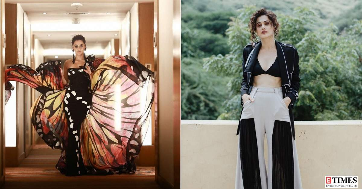 Happy birthday Taapsee Pannu: Stylish photos of Bollywood's most promising actress