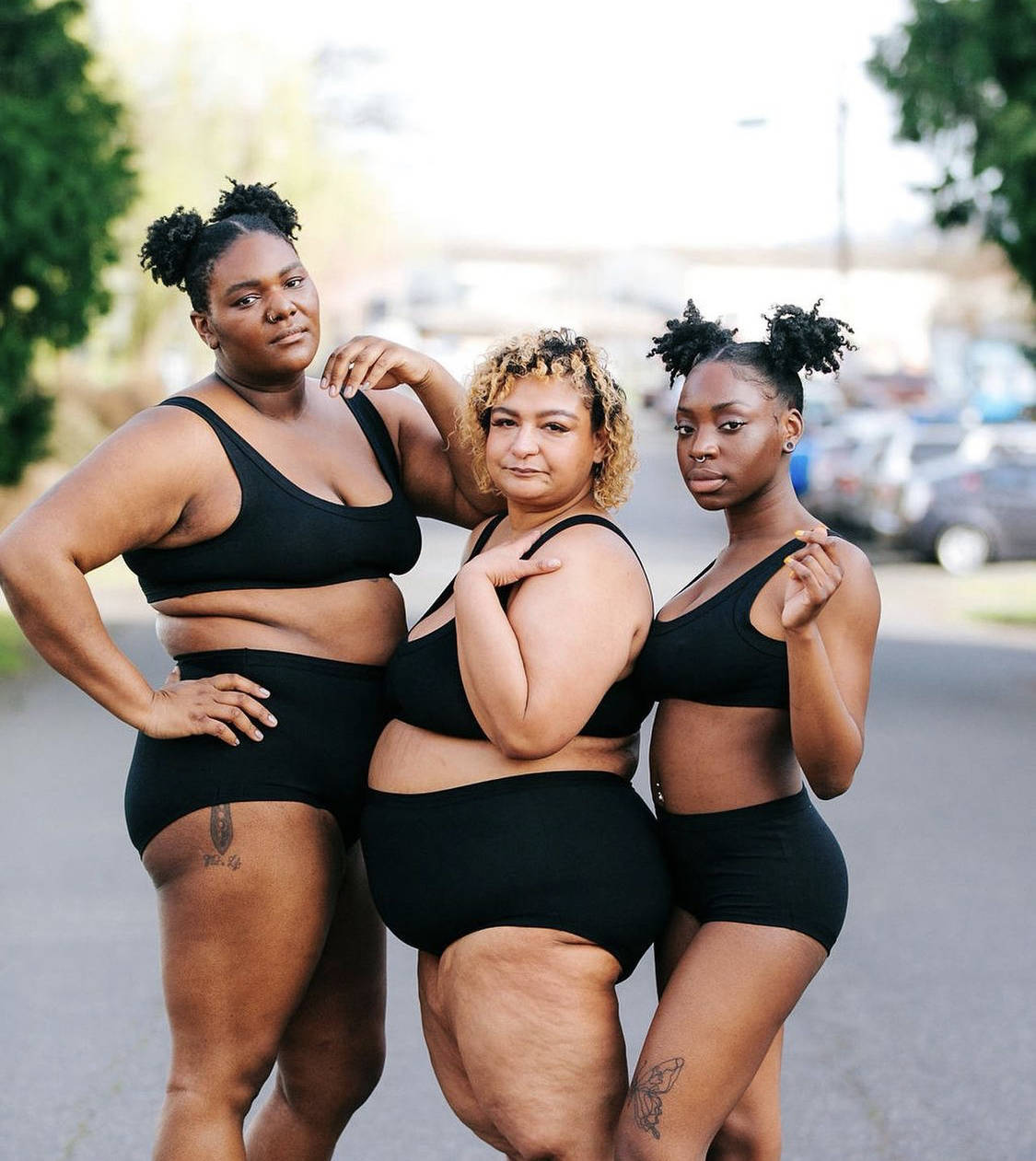 The high-waist granny panties is making women of all body types and sizes embrace themsleves with more confidence and elan  Pic- @thunderpants.