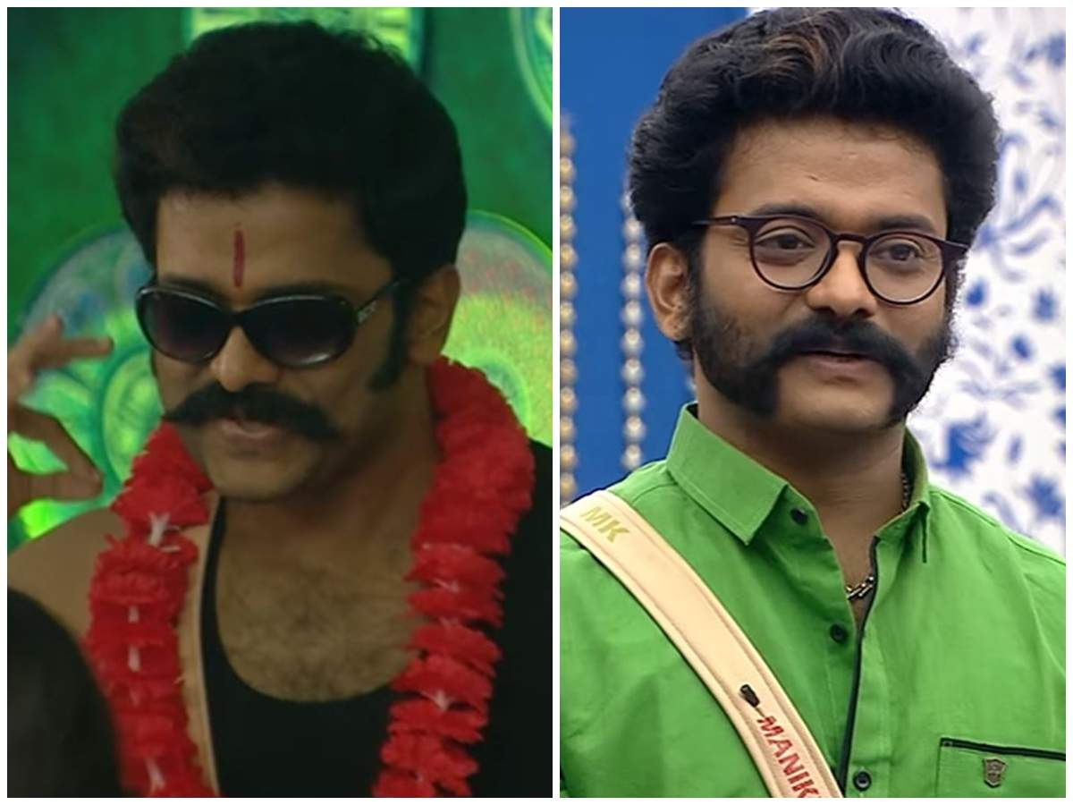 Bigg Boss Malayalam 3: From his popular makeovers to much awaited comeback, here's a quick look at finalist Manikuttan's journey