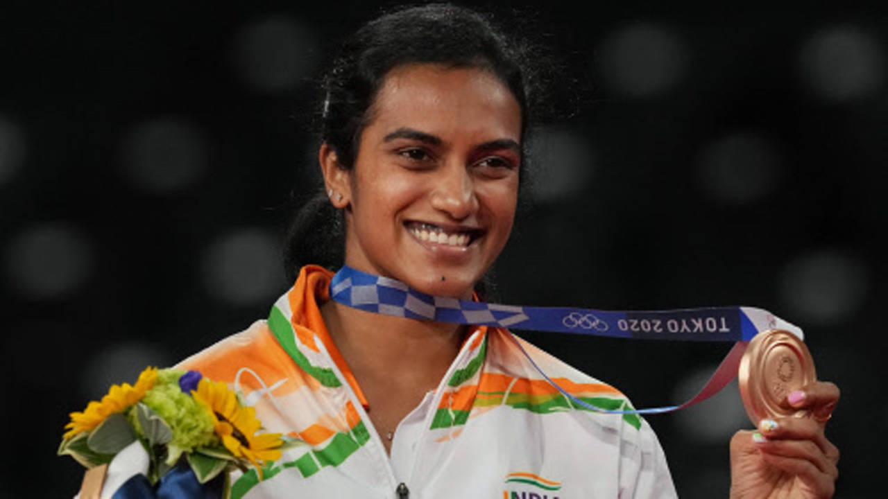 In Pics: PV Sindhu's biggest career highlights