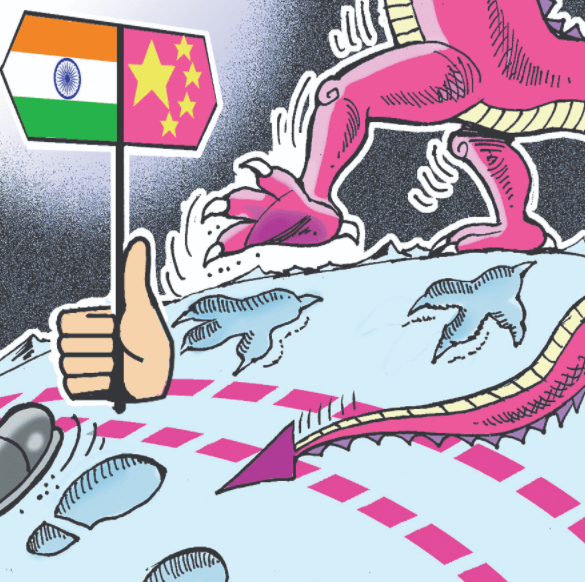 Times Top10: A new hotline with China
