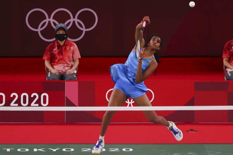 Tokyo Olympics 2020: PV Sindhu wins historic bronze at the Games