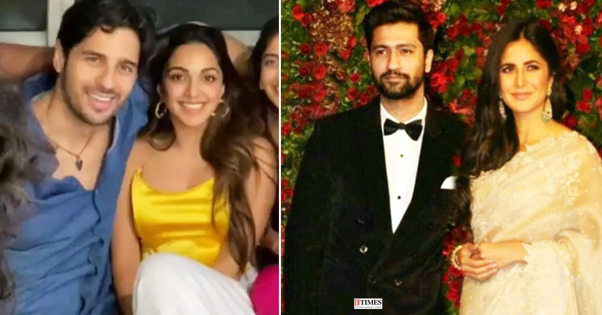Siddharth-Kiara to Katrina-Vicky: Lovely pictures of rumoured couples who are yet to confirm their relationship