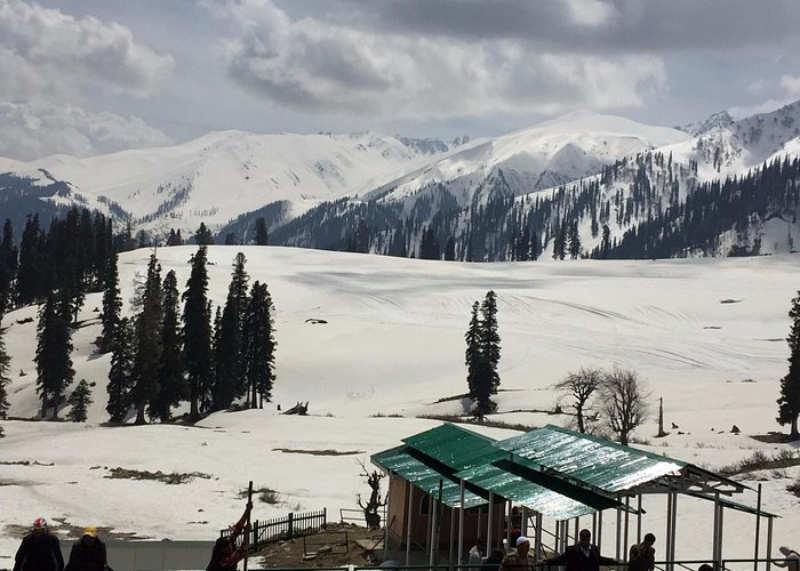Admire the Beauty of Snowfall at these places in India