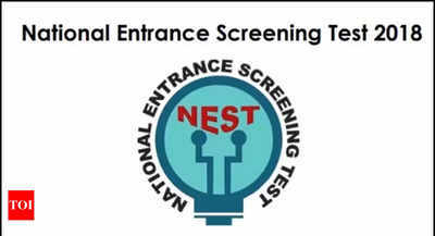 NEST 2021 admit card released