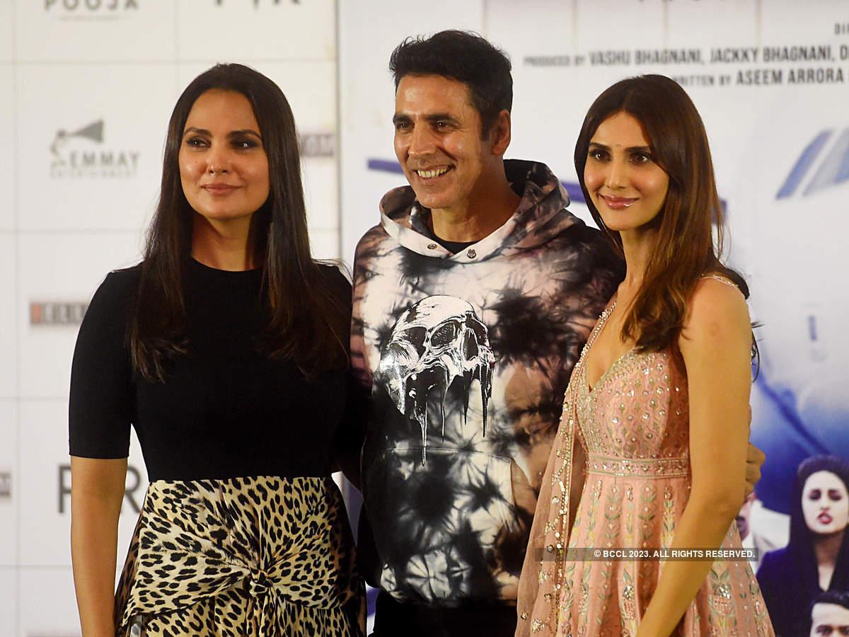 Lara Dutta Bhupathi, Akshay Kumar and Vani Kapoor