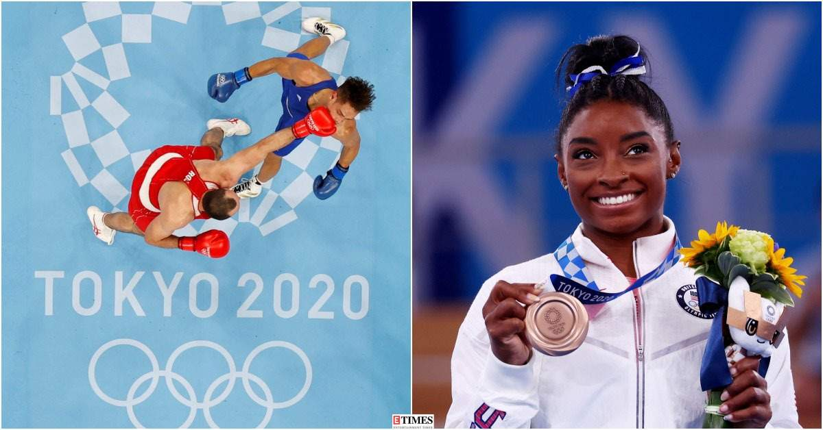 Tokyo Olympics 2020: Best images of August 3