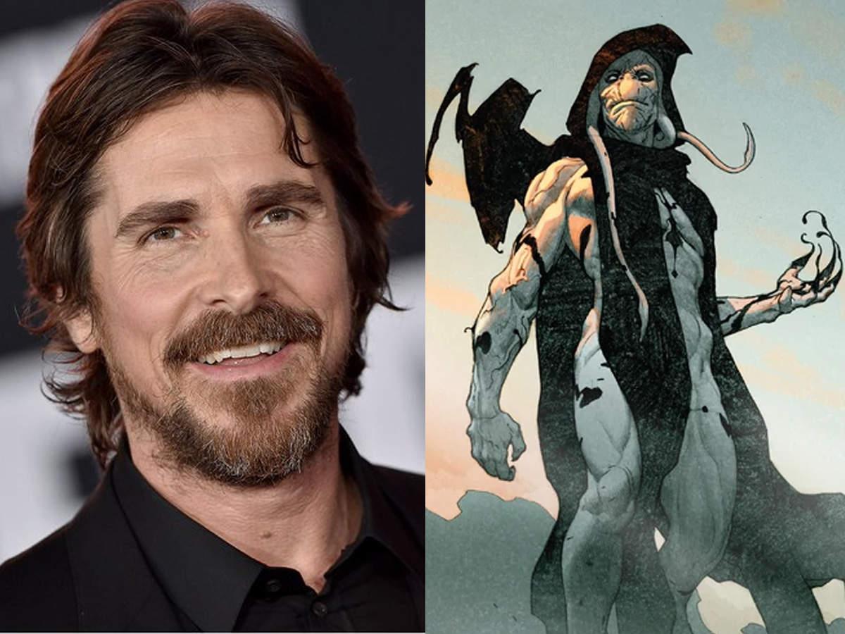 Thor: Love and Thunder - Christian Bale Gorr The God Butcher