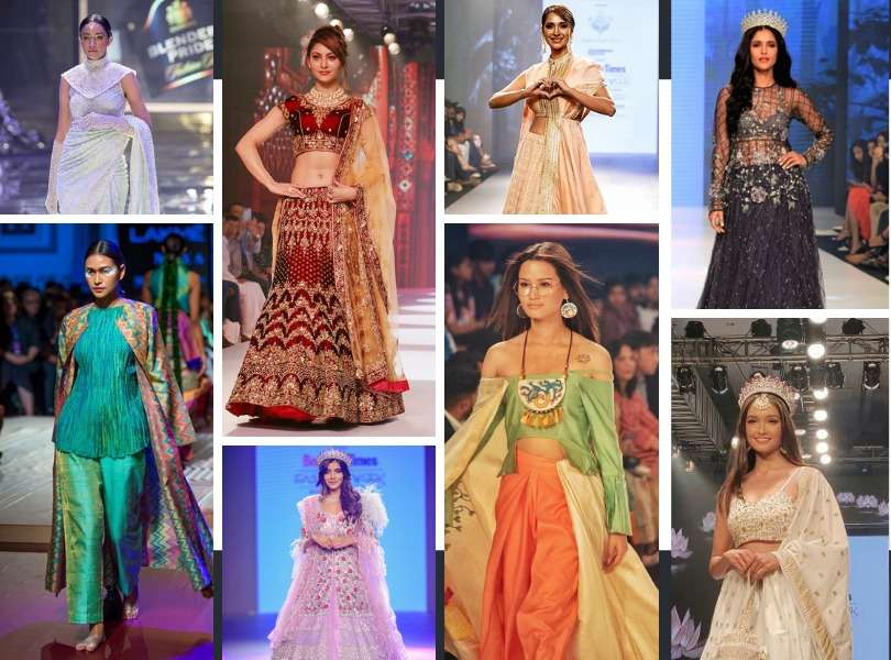 Miss Divas' who ramped up their mark in the fashion runway