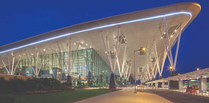 India's Best Airports in 2021!