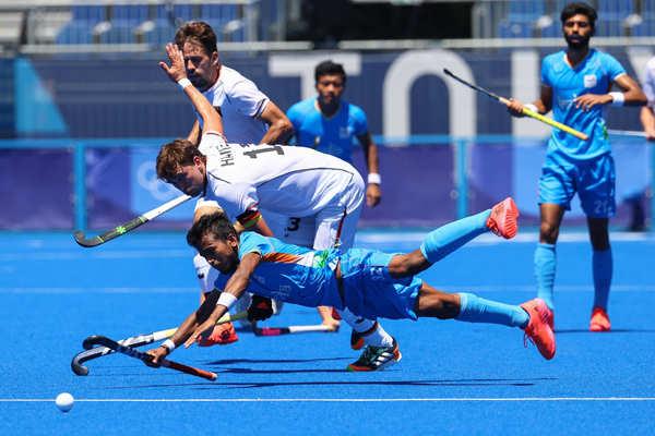 Tokyo Olympics 2020: India men's hockey team win Bronze