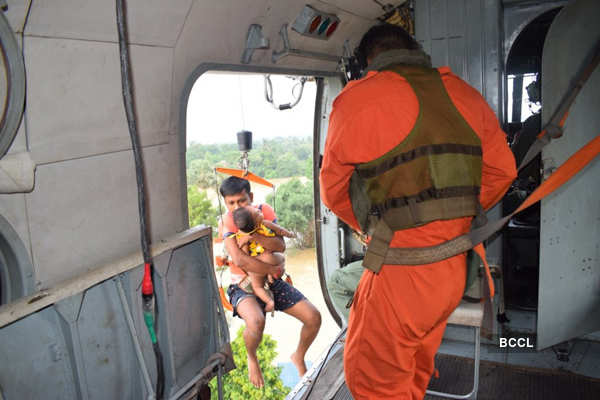 Bengal flood: At least 23 dead, 3 lakh displaced