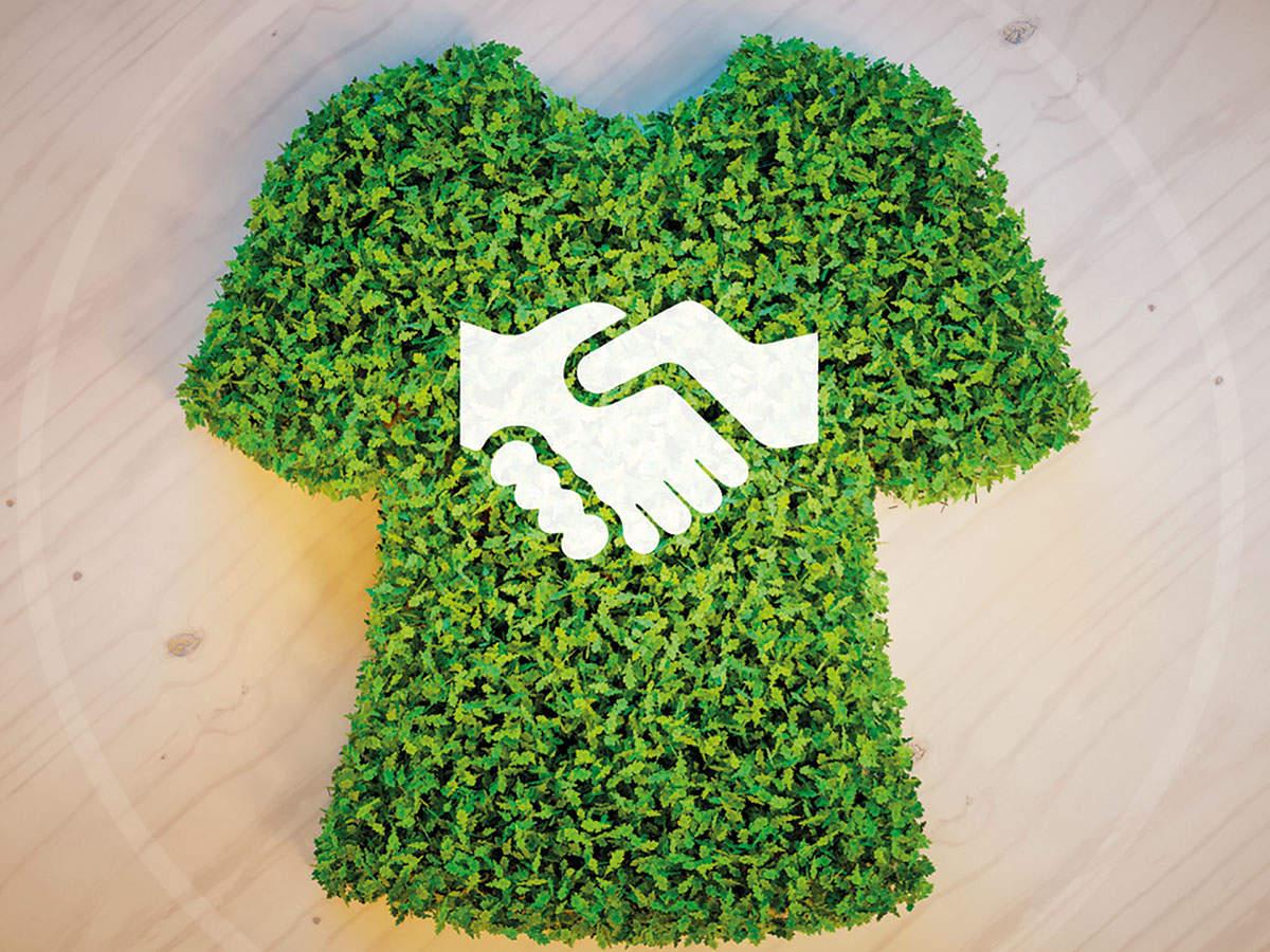Eco-friendly fitness wear