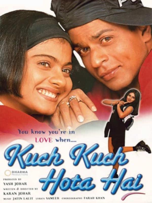 Happy birthday Kajol: Have a look at Kajol's 5 evergreen movies