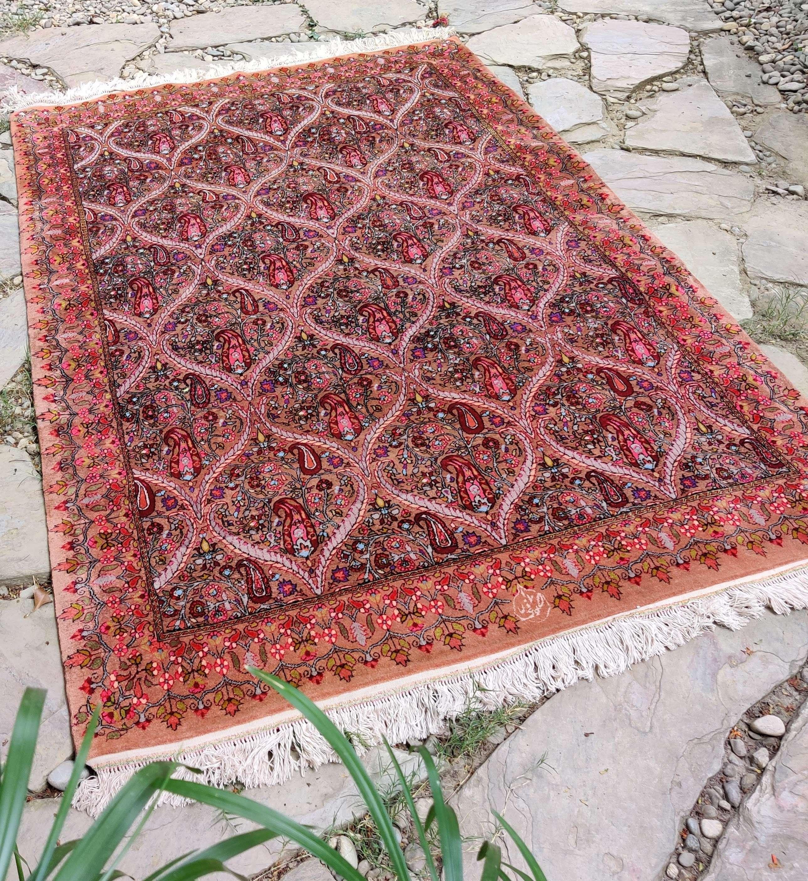 Pashmina Carpet -2a