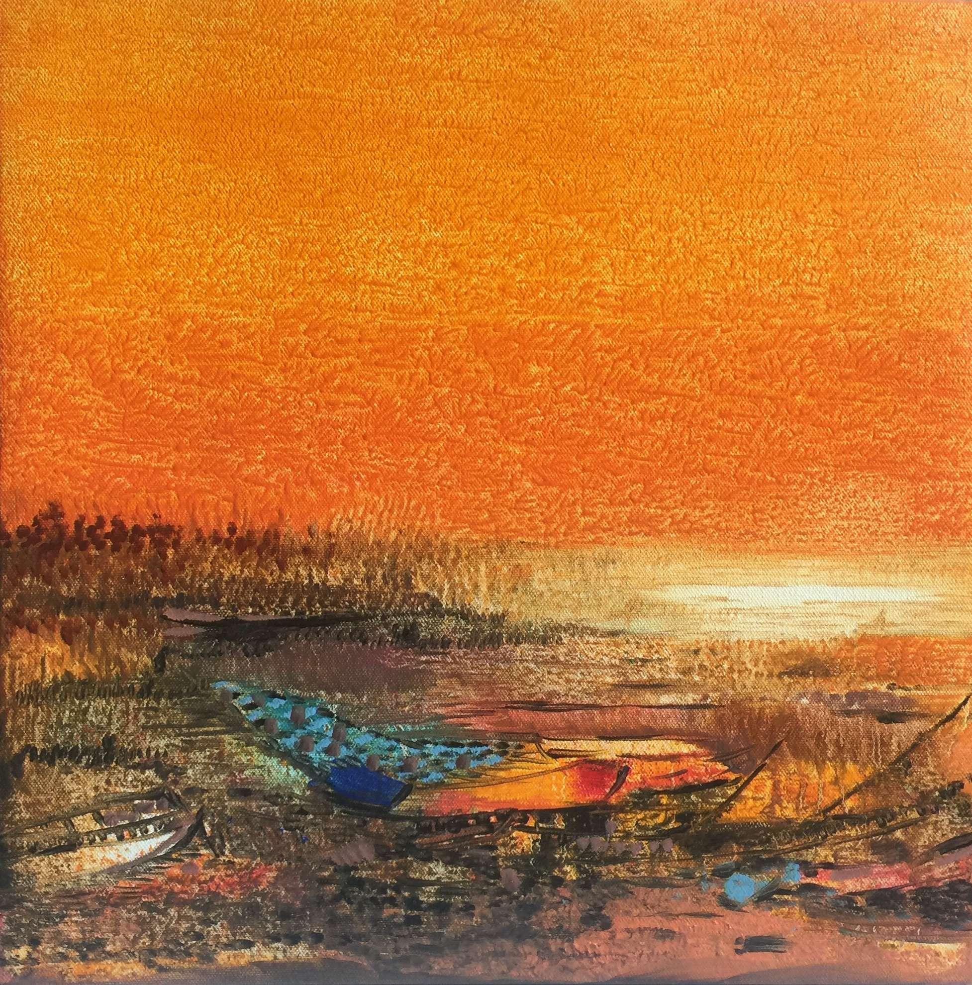 Horizons by Madhuri Bhaduri.