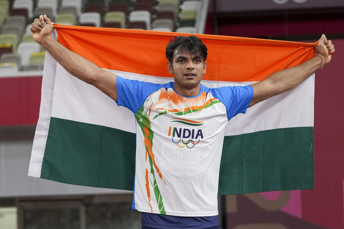Tokyo Olympics 2020: Javelin thrower Neeraj Chopra wins India's 1st gold in Olympic track and field