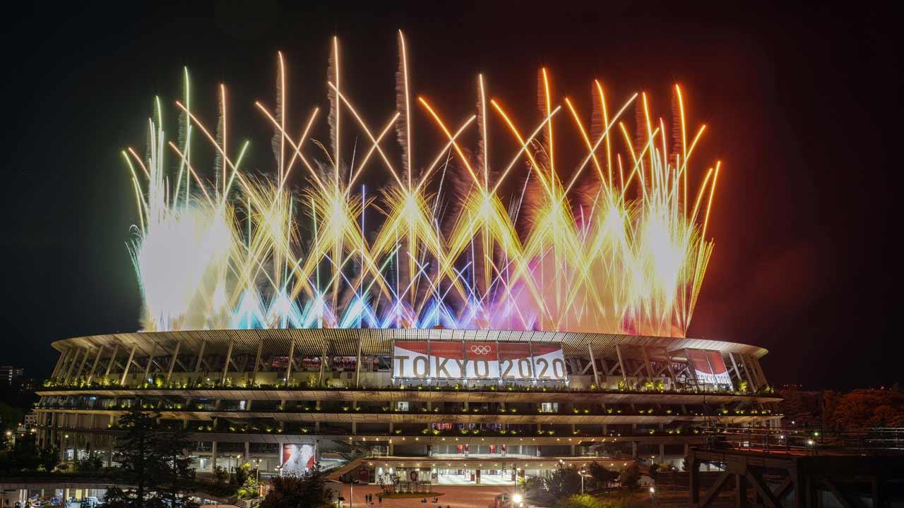 In Pics: Tokyo Olympics closing ceremony