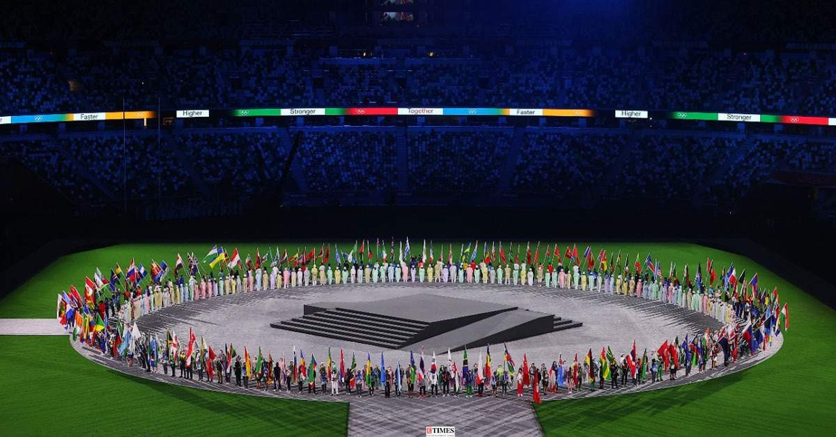 Tokyo Olympics 2020 closing ceremony: Check out spectacular photos from the event as Games come to an end