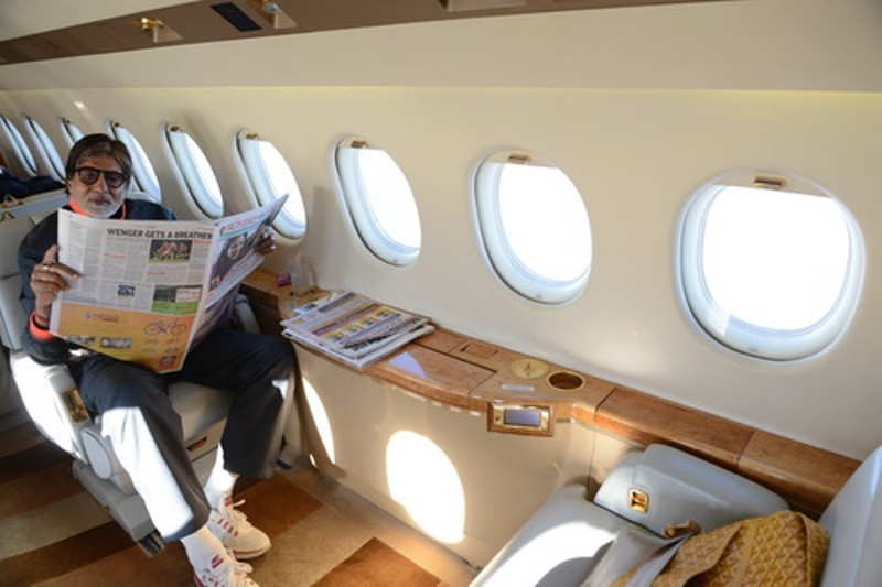 Owners of 'Private Planes' in B'Town