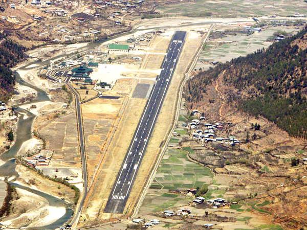 20 most dangerous airport runways around the world